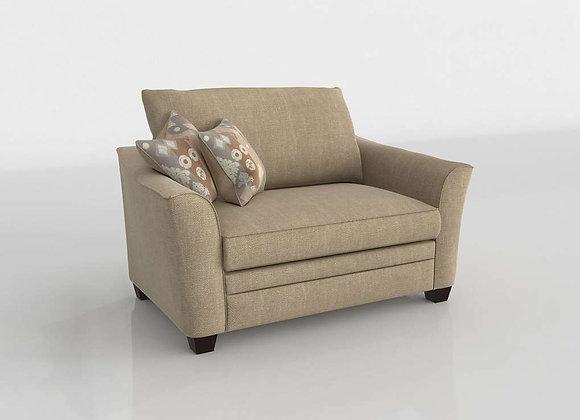 Ashland Chair and a Half