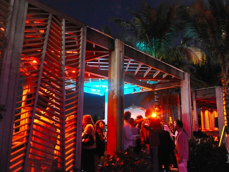 W Hotel Private Art Basel VIP Event