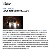 Cool Hunting Lexu 460 Degrees.png