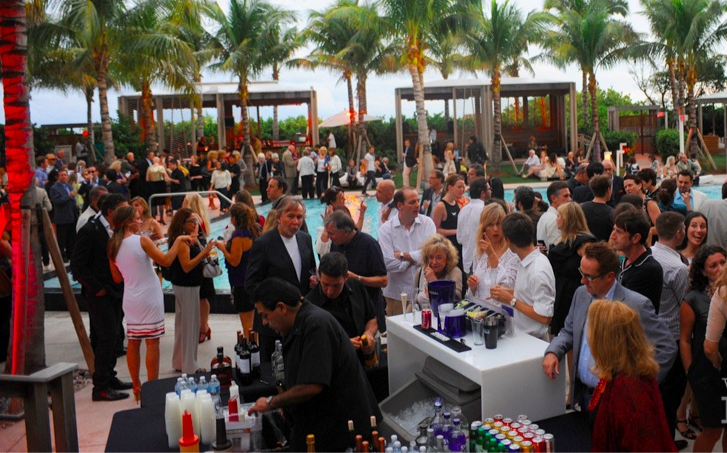 W Hotel Art Basel Opening Event  2010