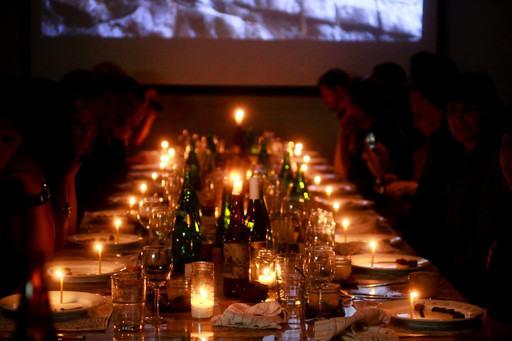A Salute to Creative's Dinner party