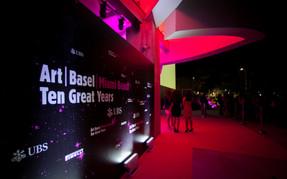 Art Basel @ New World Center
