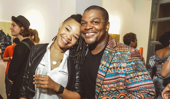 Isis Miller, Kehinde Wiley Fade To Black Artist Party 2015