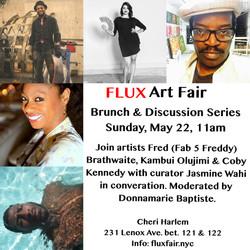 Flux brunch invite