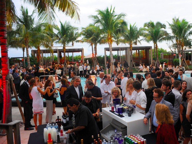Art Basel Welcome Reception 2010