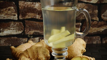 Ginger - Zingiber officinale (Roscoe)