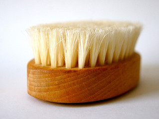 Dry Skin Brushing & Lymphatic System