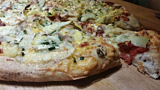 Pizza Vegetarians