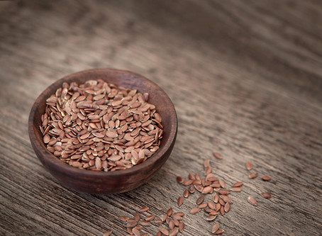 Therapeutic Benefits from Flaxseed