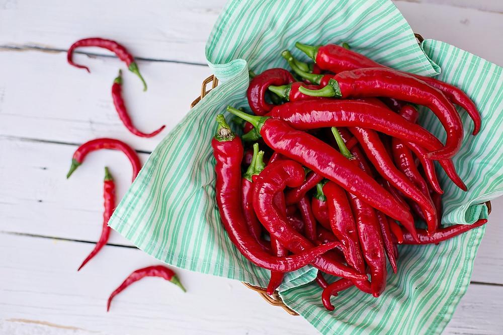 cayenne pepper, pepper, spicy, hot