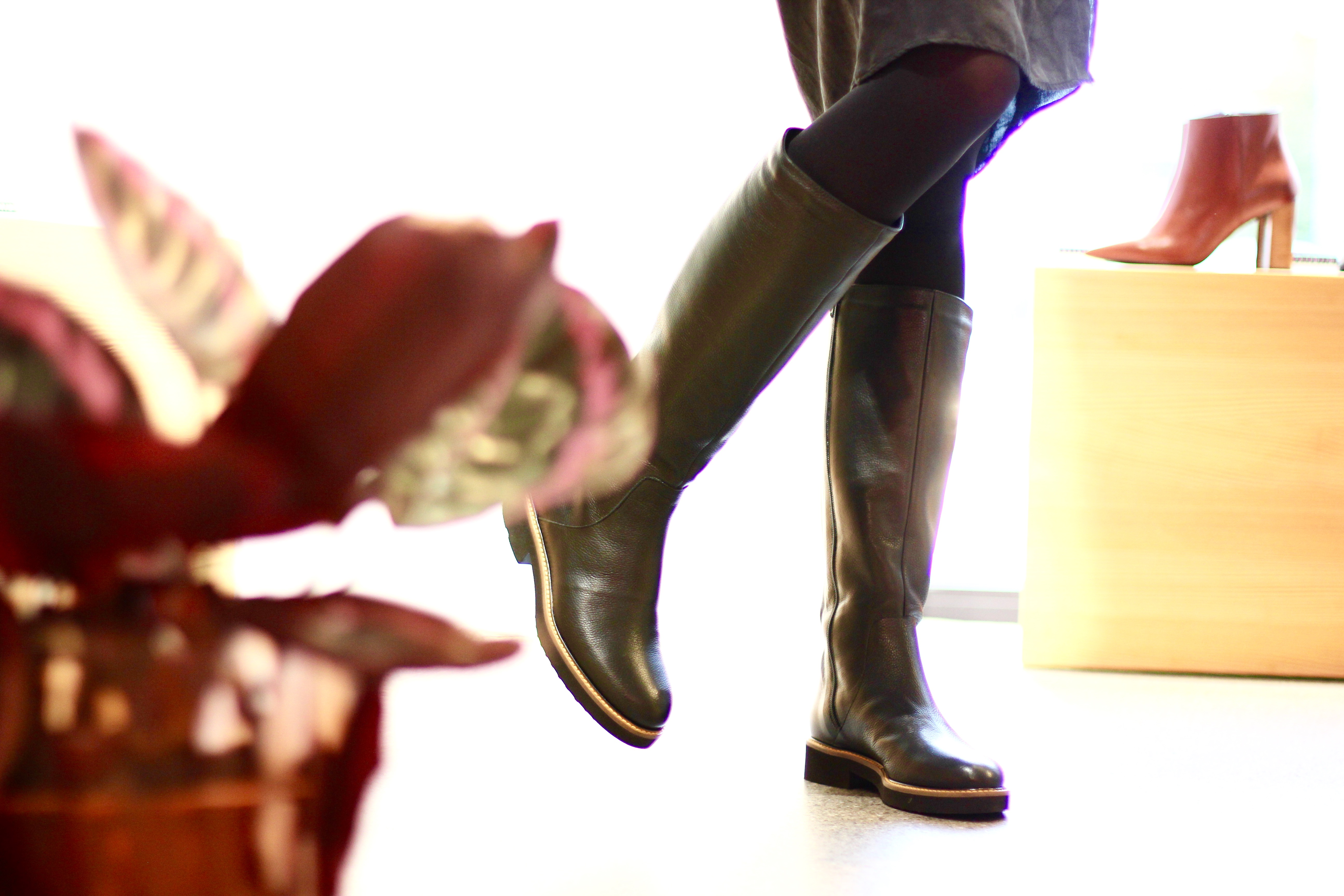 Damenschuhe Stiefel