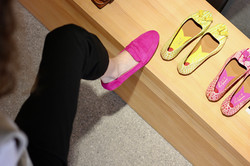 Damenschuhe Loafer
