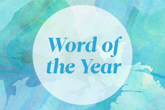 Episode #23-Word of the Year