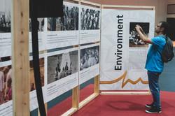 Heritage exhibition at YMCA175