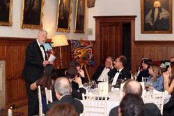Terry Waite CBE speaking at Lambeth