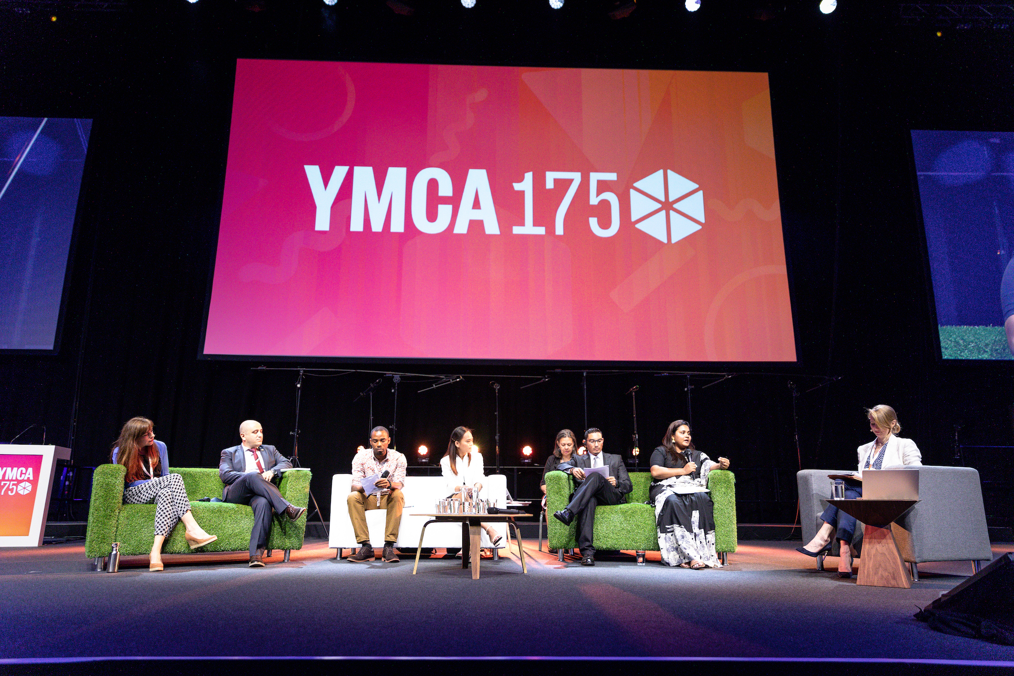 YMCA175 Panel Discussion