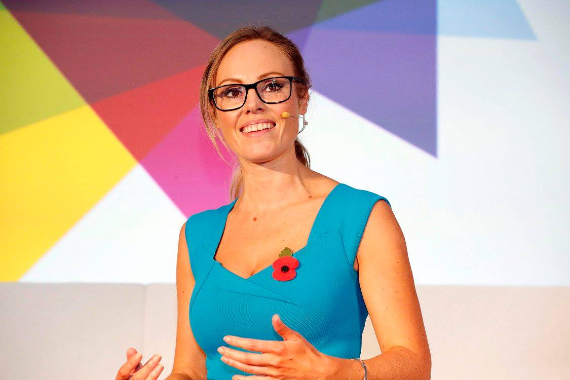Michelle Dewberry host 2017