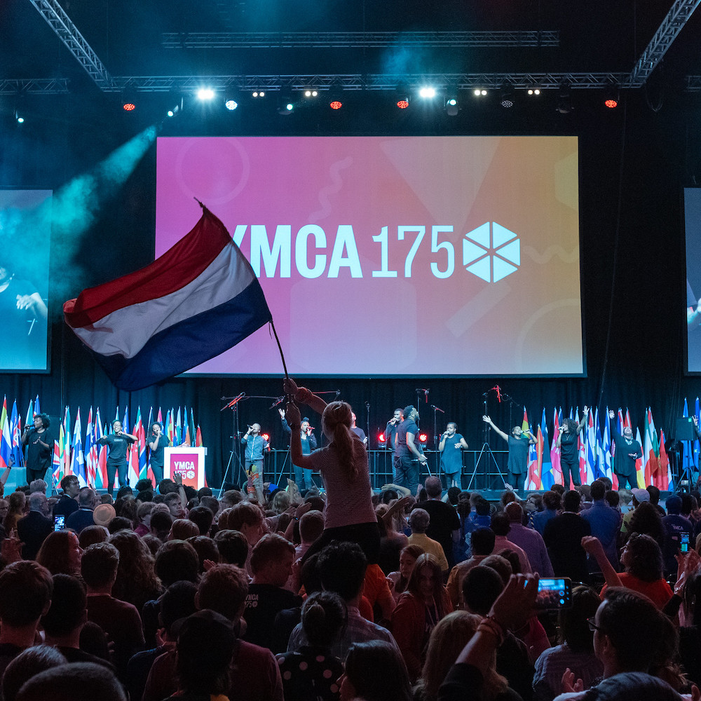 YMCA175 Closing Ceremony - ExCeL London.