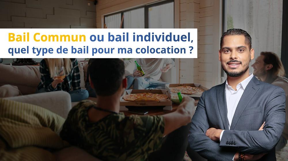 Bail commun ou bail individuel : quel type de bail choisir pour ma colocation ?