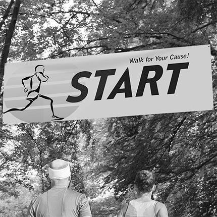 Start Line Banner [SOLD]