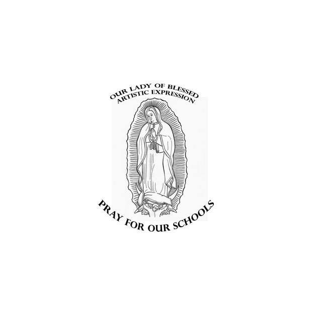 Our Lady of Blessed Artistic Expression