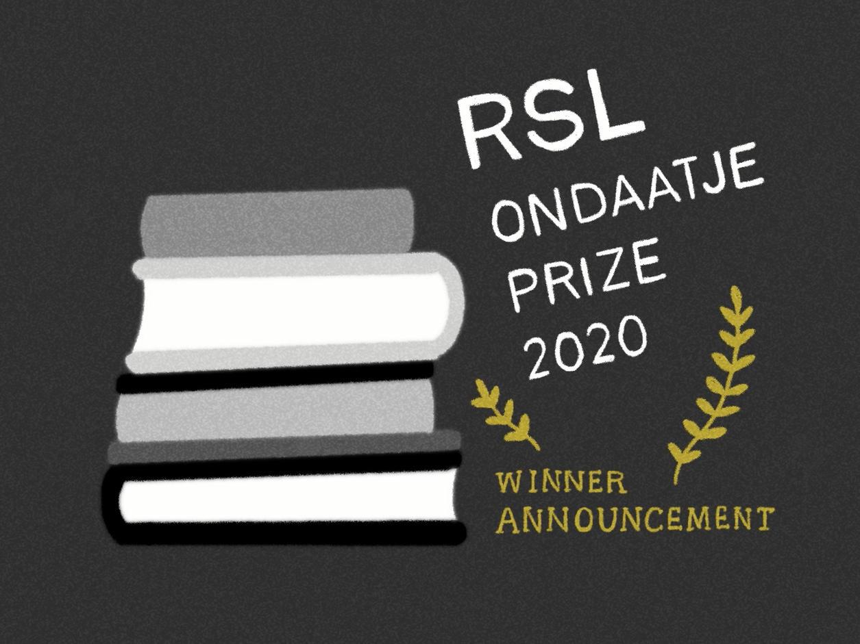 RSL Ondaatje Prize 2020 Winner Announcement