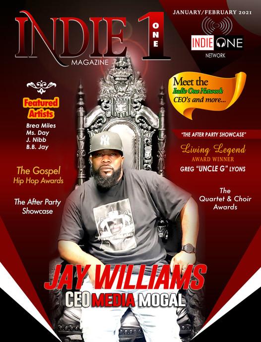 Indie 1 Magazine
