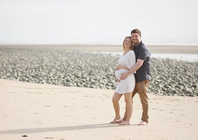 aberystwyth maternity photographer