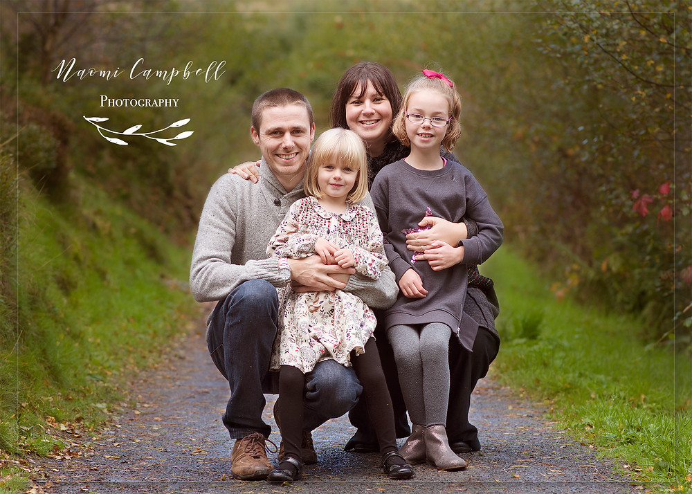 Family Photography Aberystwyth