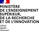 Minisère de l'enseignement supérieur, de la recherche et de l'innovation