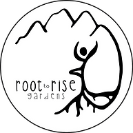 Root to Rise Gardens logo