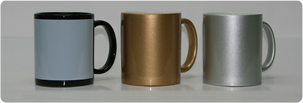 Color Custom Printed Mugs