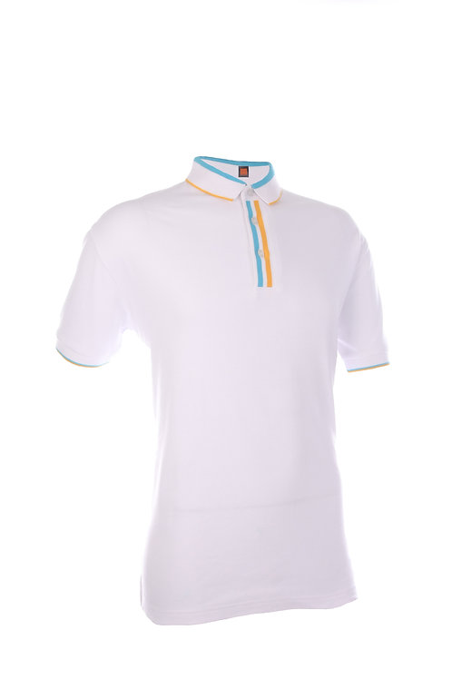 AV-OS-CI10 Cotton Interlock Collar Shirt (Unisex)
