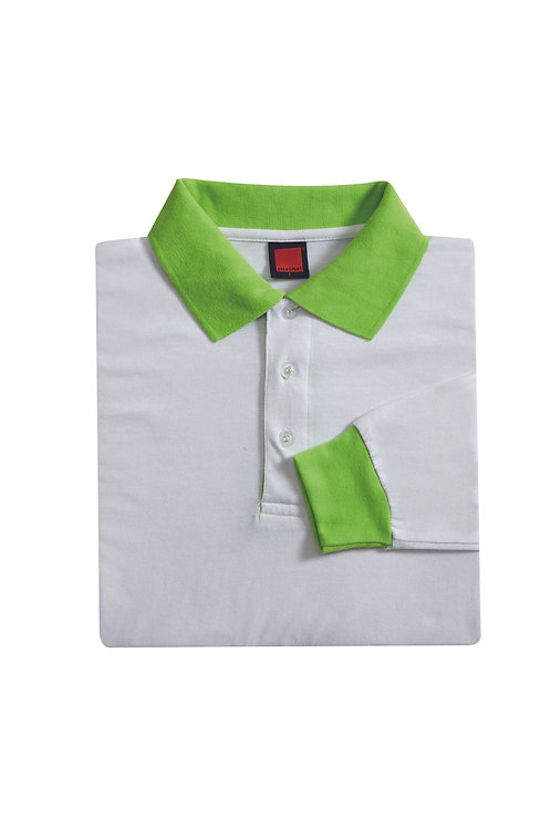 AV-OS-SJ03 Long Sleeve Jersey Polo (Unisex)
