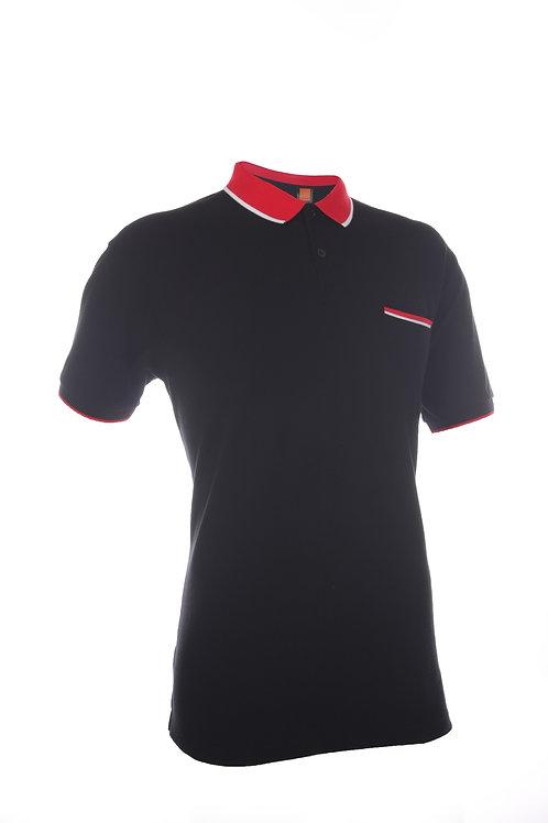 AV-OS-HC15 Honey Comb Polo Shirt (Unisex)
