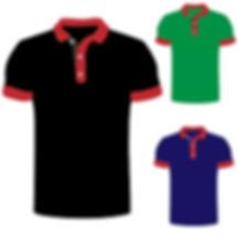 Polo T-shirt printing