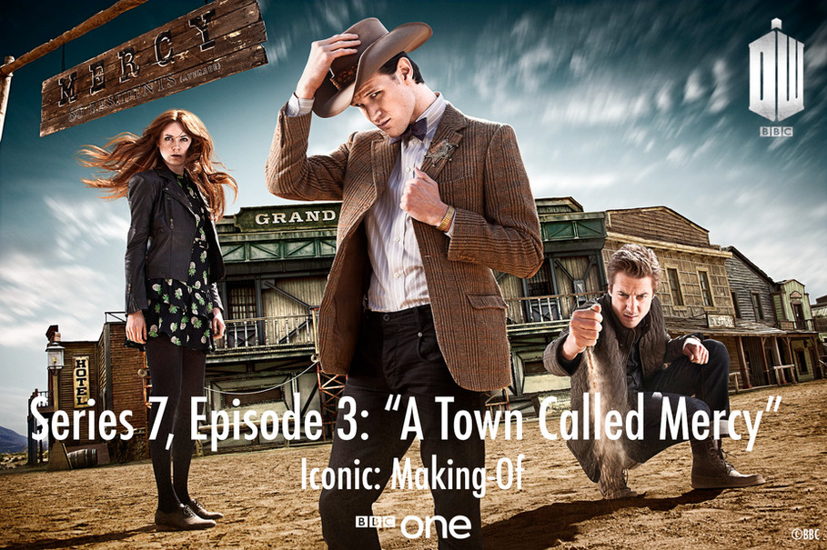 "Doctor Who: ""A Town Called Mercy"""