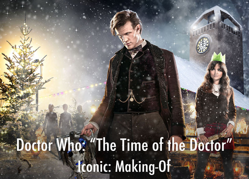 "Doctor Who: ""The Time of the Doctor"""