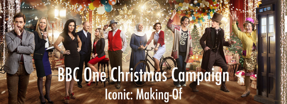 BBC One Christmas Campaign 2012