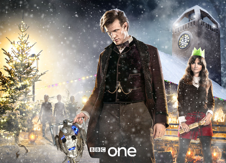 """Doctor Who: """"The Time of the Doctor"""""""
