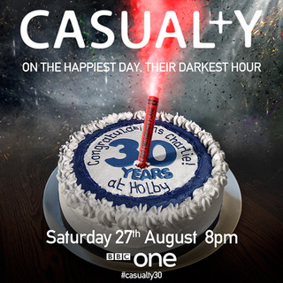 CASUALTY 30th