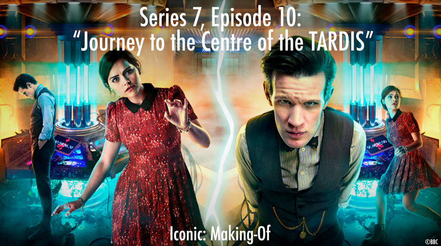 """Doctor Who: """"Journey to the Centre of the TARDIS"""""""