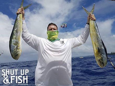 Mahi Monday 🎣_#gonefishing #pacificocean #guam #usa #saltlife #aftco #pelagic #mahimahi #fishcrack