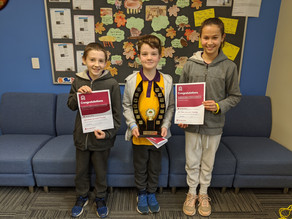 Congratulations to the 2020 HECS Science Challenge Winners