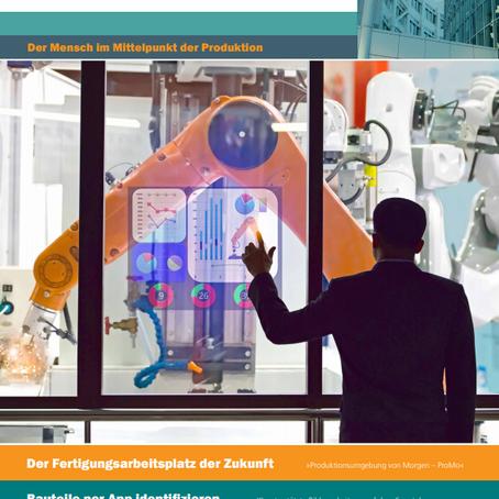 Beitrag in der Futur - das Kundenmagazin des Fraunhofer IPK