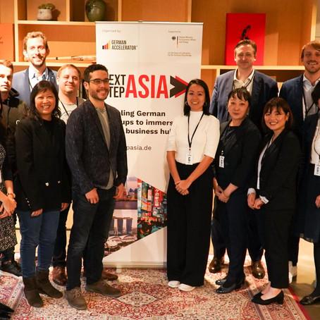 NextStepAsia mit dem German Accelerator