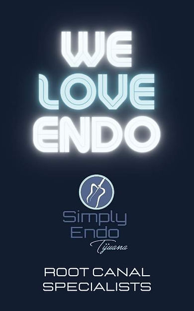 weloveendo_resized.jpg | we love endo, root canal tijuana. Dental office in tijuana, specialized in root canal treatment
