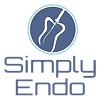 Simply Endo Tijuana logo, root canal in tijuana
