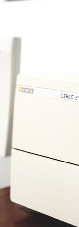 CEREC Mill unit system