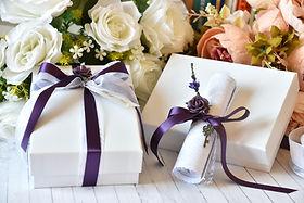 Wedding Vow Scrolls
